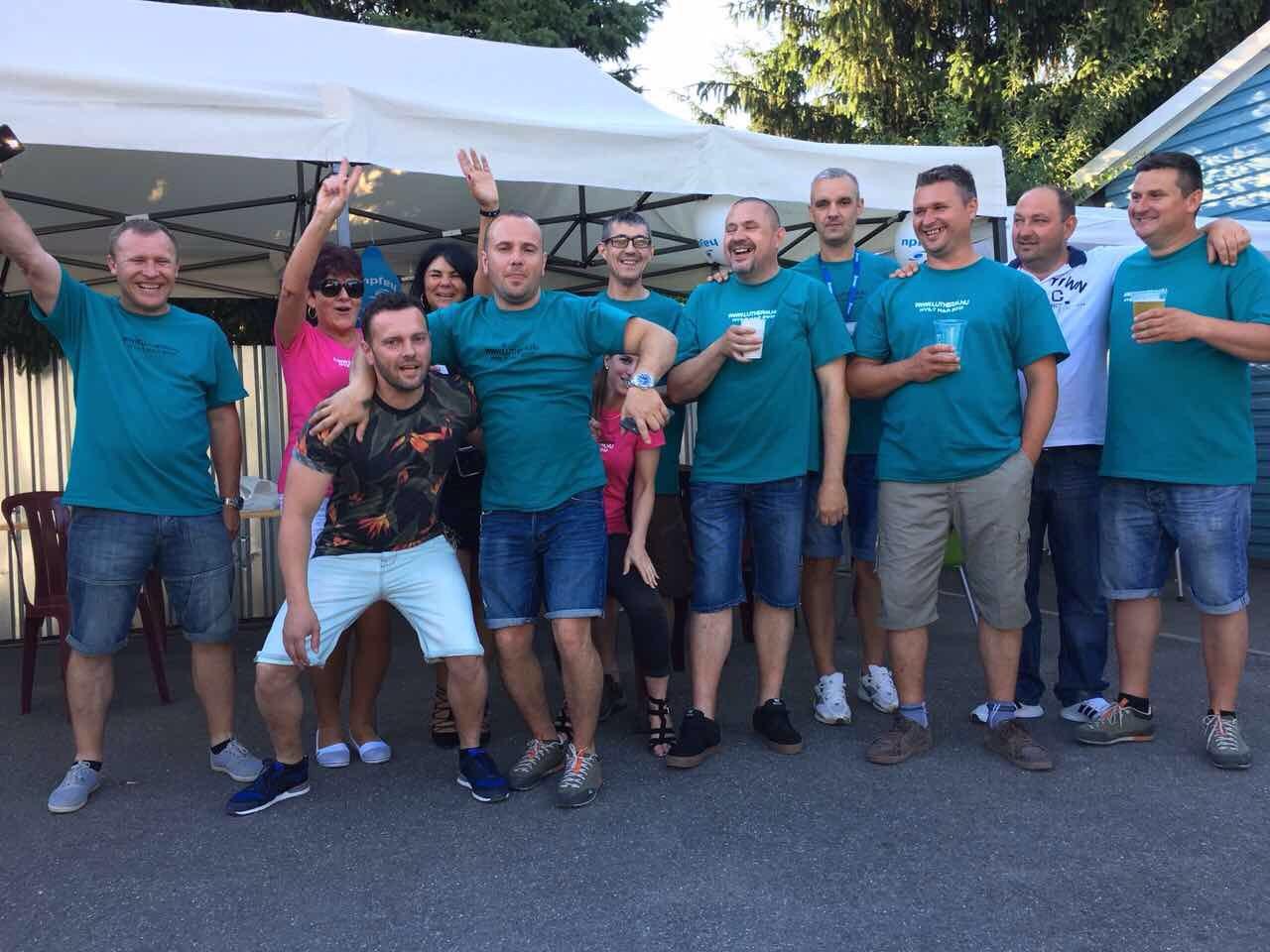 Nyíltnap 2017 - Lutherm Kft. - Fürdőszoba és Csempe Szaküzlet